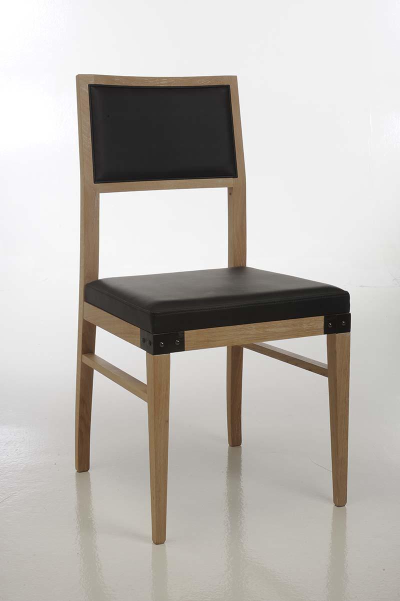 Sièges Bastiat - Fabrication Française - Chaise Atelier - Style Industriel