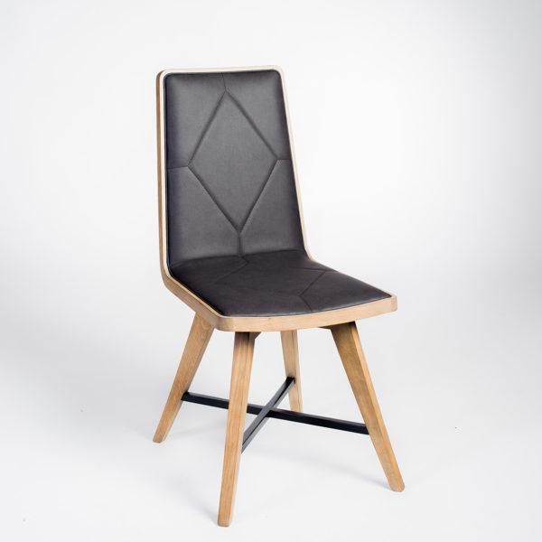 Sièges Bastiat - Fabrication Française - Chaise Glasgow - Style Industriel