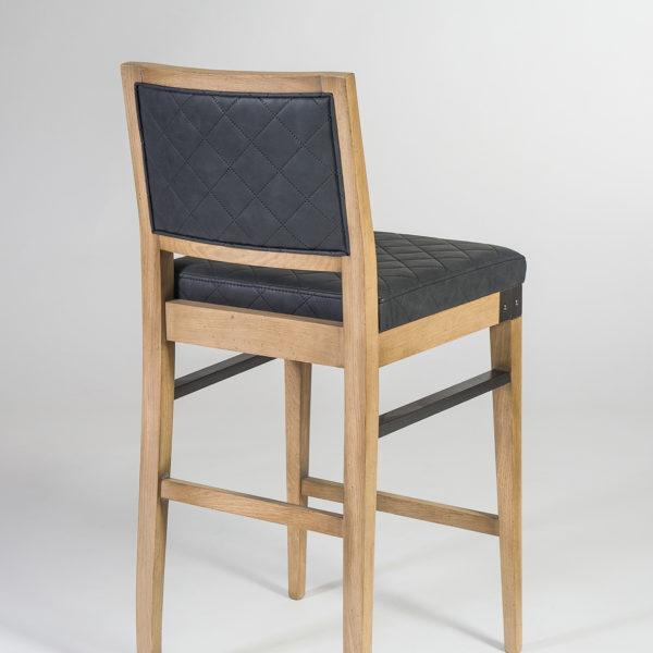Sièges Bastiat - Fabrication Française - Tabouret snack Atelier - Style Industriel