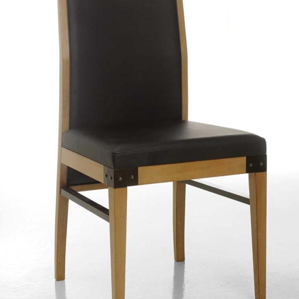 Sièges Bastiat - Fabrication Française - Chaise Loft - Style Industriel