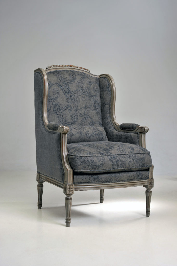 Sièges Bastiat - Fabrication Française - Louis XVI à Oreilles