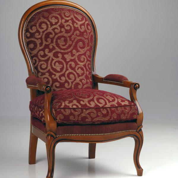 Sièges Bastiat - Fabrication Française - Fauteuil Voltaire Olympe